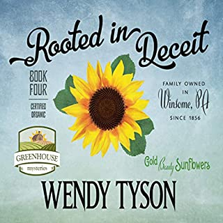 Rooted in Deceit audiobook cover art