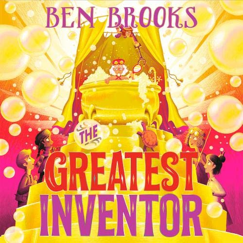 The Greatest Inventor cover art