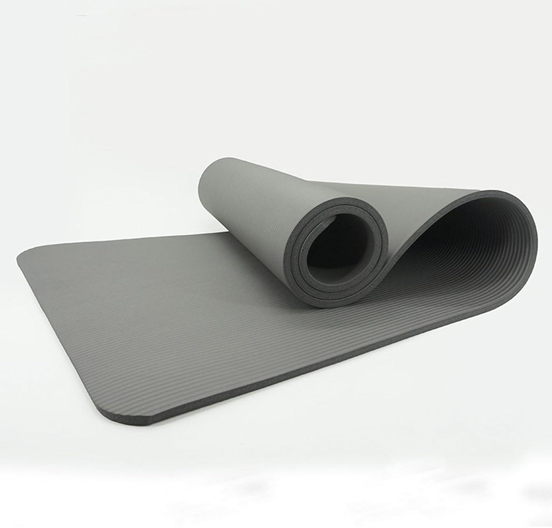 HBJP Yoga mats, Thicken Widen Extended Fitness mat NonSlip Yoga Dance mat Yoga mat (color    3)
