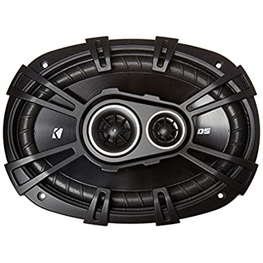 2) New Kicker 43DSC69304 D-Series 6x9  360 Watt 3-Way Car Audio Coaxial Speakers