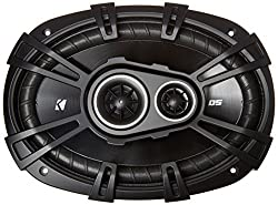top 10 6×9 car speakers Two new kickers 43DSC69304D series 6×93 way 360W coaxial car audio system