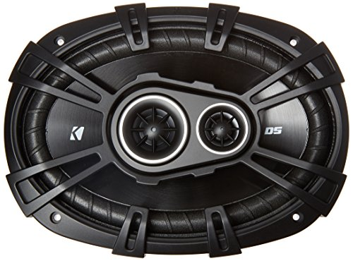 2 New Kicker 43DSC69304 D-Series 6x9 360 Watt 3-Way Car Audio Speakers