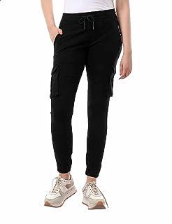Andora Drawstring-Waist Solid Slim-Fit Sweatpants for Women 34