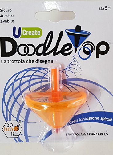 Doodletop Blister Unique 1 Toupie