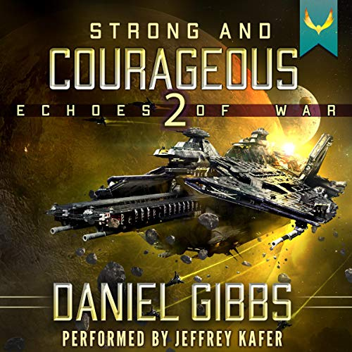 Couverture de Strong and Courageous