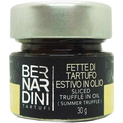 BERNARDINI(ベルナルディーニ) 黒トリュフのスライス 30g
