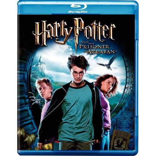 Harry Potter E O Prisioneiro Azkaban [Blu-ray]