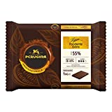 Perugina Professionale Cioccolato Fondente Extra Luisa 55% Pane, 1 kg