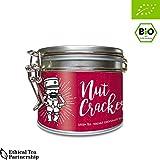 alveus WinterTea BIO (Nutcracker Orgánico, Té Verde sabor Nuez - a Frutos Secos, Lata Bolsa A Granel 100 Gramos)