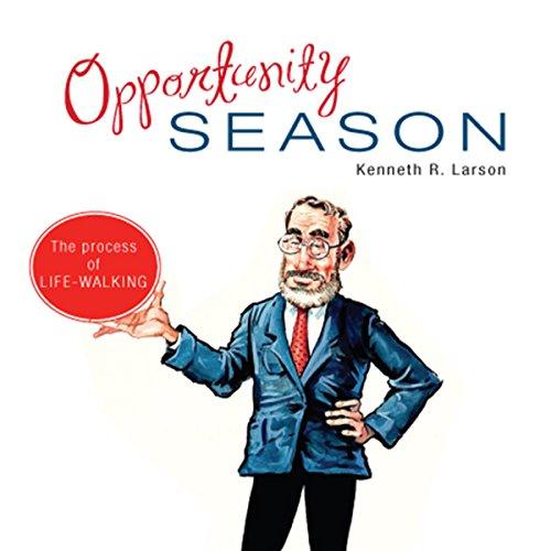 Opportunity Season audiobook cover art