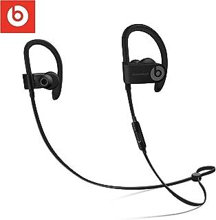 Beats Powerbeats 3 Wireless Earphones 99 New Stereo In-line Volume Control with Carrying Case Secure-fit Earhooks BT Sport Earpieces Sweat Water Resistant