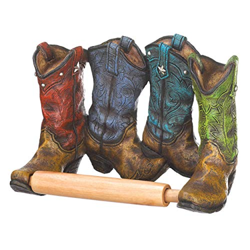 Top 10 best selling list for cowboy boot toilet paper holder