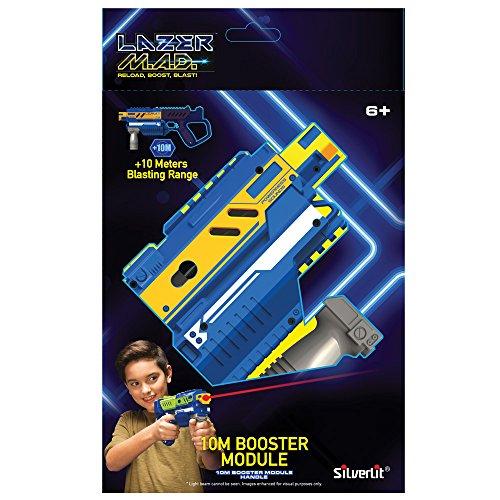 Rocco Giocattoli 86850 - Lazer Mad - Super Blaster Kit
