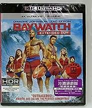 Baywatch (4K UHD + Blu-Ray) (Hong Kong Version / Chinese subtitled) 沙灘拯救隊
