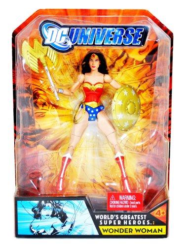 Mattel DC Universe Classics Wonder Woman Figure