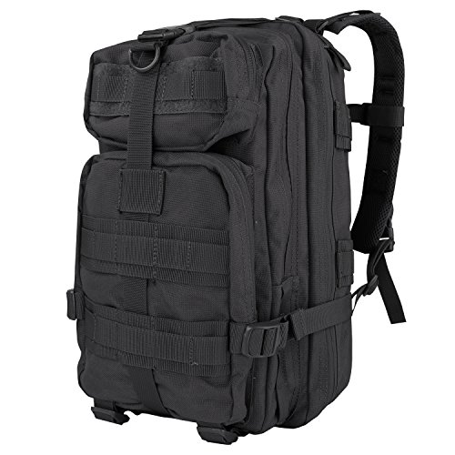 Condor Compact Assault Pack Schwarz