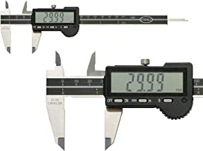 STEINLE 1307 Digital Messschieber 200 mm Ablesung: 0,01 mm Tiefenmaß: flach Aktionspreis gültig bis 31.01.2021