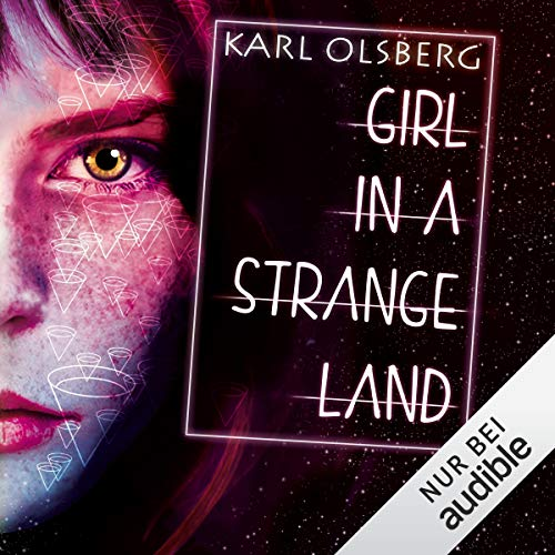 Girl in a Strange Land Titelbild