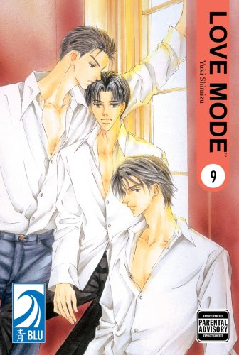LOVE MODE Volume 9: (Yaoi)