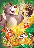 lcyab Jigsaw 1000 Piezas High Quality Panorama El cartel animación dibujos animados del libro selva Adultos Descompresión Adolescentes Educativa Intelectual Toys Games Divertido Creatividad Regalo