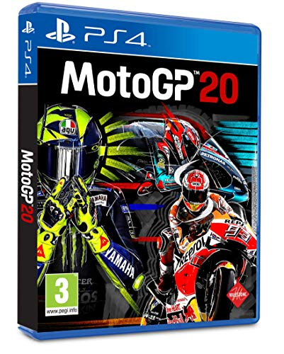 MotoGP 20 - Esclusiva Amazon.It (con DLC VIP Multiplier Pack) - Other - PlayStation 4 [Importación italiana]