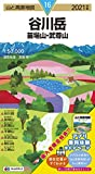 山と高原地図 谷川岳 苗場山・武尊山 (山と高原地図 16)