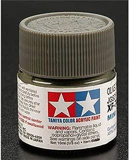 Tamiya USA TAM81774 Acrylic Mini XF74 Olive Drab 10ml