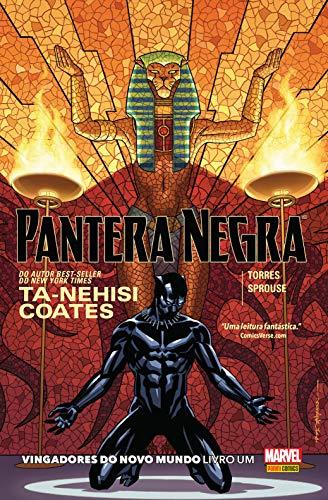 Pantera Negra. Vingadores do Novo Mundo - Livro Um