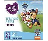 Paw Patrol Training Pants for Boys (3T/4T) Lt Blue/White