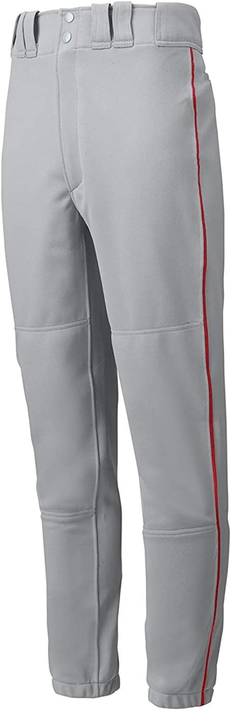Mizuno Adult Free shipping Men's Premier Baseball Pant Very popular! Piped