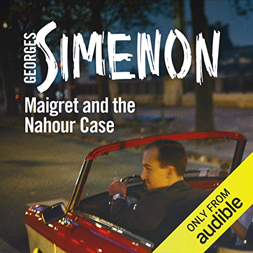 Maigret and the Nahour Case cover art