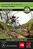 Supertrail Map Freiburg Süd: Maßstab 1:25 000