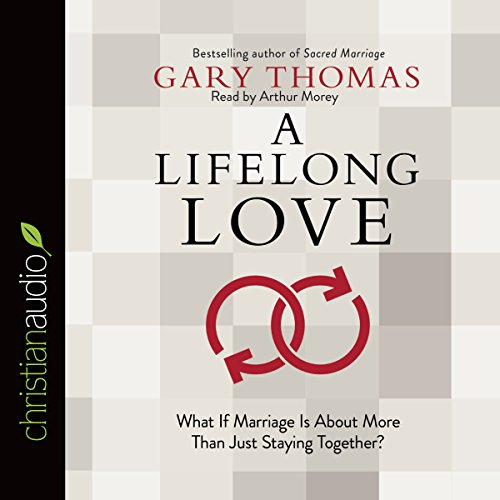 A Lifelong Love audiobook cover art