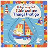 Baby's Very First Slide and See Things That Go (Baby's Very First Books)