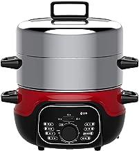 ECSWP Électrique à vapeur ménagers multifonctions hors tension automatique Petit acier inoxydable vapeur Pot électrique à ...