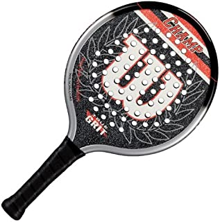 Wilson Champ Platform Tennis Paddle - One Color 4 1/4