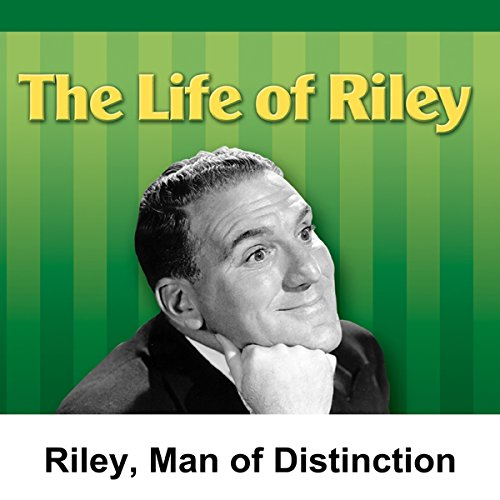 Life of Riley audiobook cover art