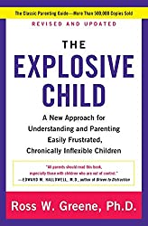 Parenting books: The Explosive Child