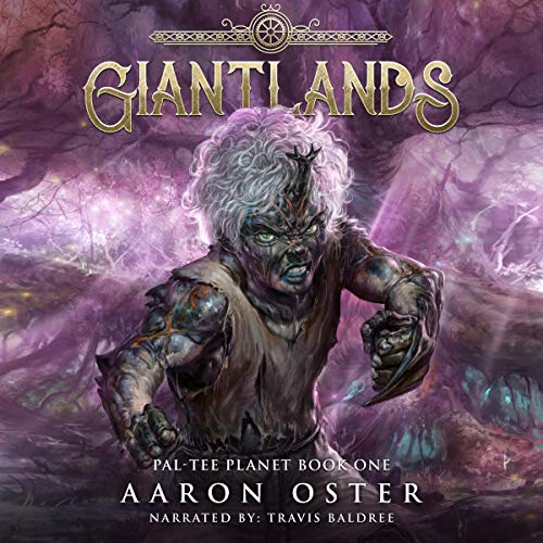 Page de couverture de Giantlands