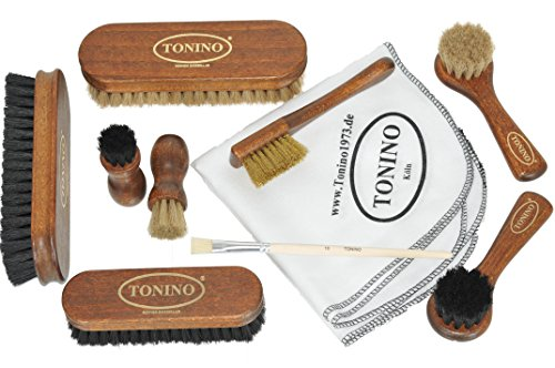 Tonino Tonino 11 teiliges Schuhputzset
