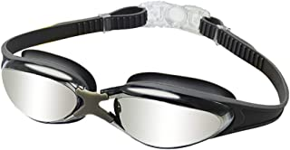 HighlifeS Swimming Goggles Waterproof Professional Anti-fog Glasses UV Comfortable Protection HD Swimming Goggles New (Gray)