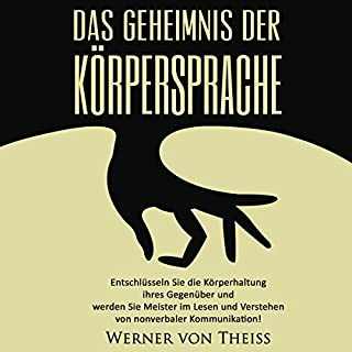 Das Geheimnis der Körpersprache [The Secret of Body Language] Titelbild