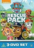 Paw Patrol 1 - 3 Rescue Pack [Edizione: Regno Unito] [Reino Unido] [DVD]