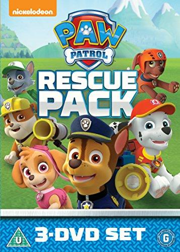 Paw Patrol 1 - 3 Rescue Pack [Edizione: Regno Unito] [Edizione: Regno Unito]