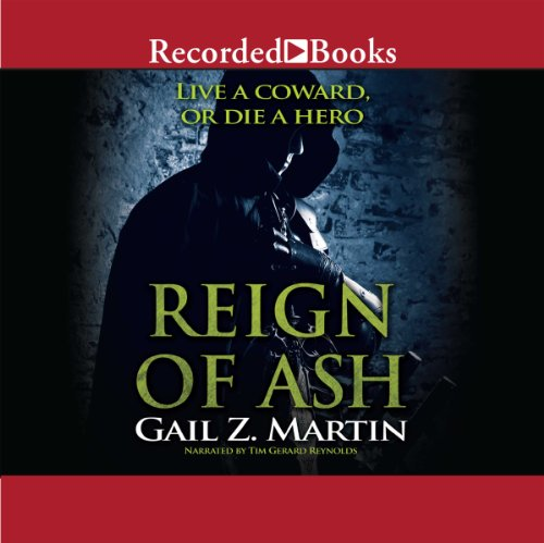 Reign of Ash  By  cover art