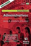 Administrativos de la Junta de Andalucía (C1.1000). Temario. Volumen 2