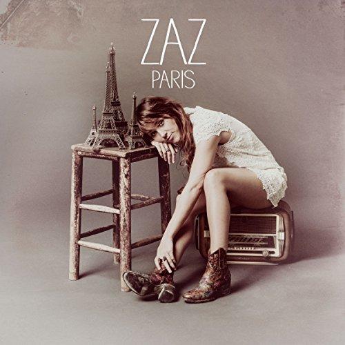 1曲目の『Paris sera toujours Paris』をはじめとする、軽快なビートに調和するZazの歌声がたまりません。現代風のエッセンスを加えながらもシャンソンの衰退を感じさせない、まさにZazだからできる音楽が詰まったアルバムです。