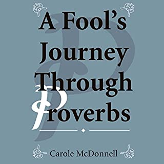 A Fool's Journey Through Proverbs audiobook cover art