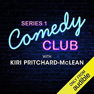 Ep. 5: Kiri Pritchard-McLean (Comedy Club Series 1) cover art