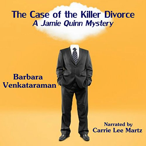 The Case of the Killer Divorce audiobook cover art
